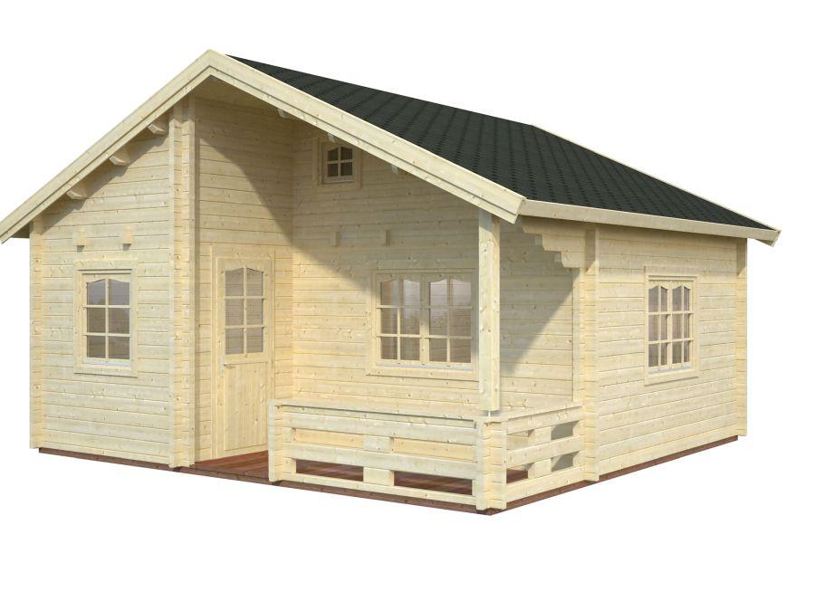 Casa Week-End EMILY 40,1+5,2 m2