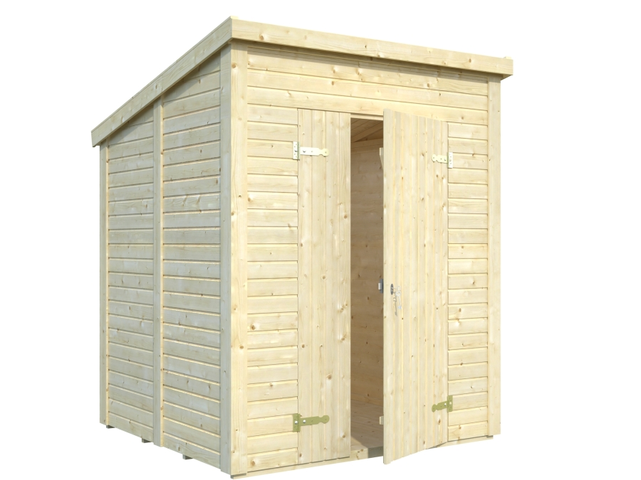 Cobertizo de madera LEIF 3,1 m2