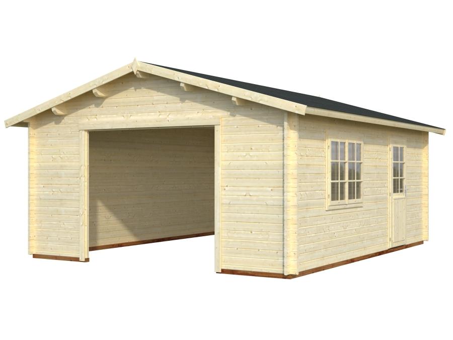 Garaje ROGER 23,9 m2