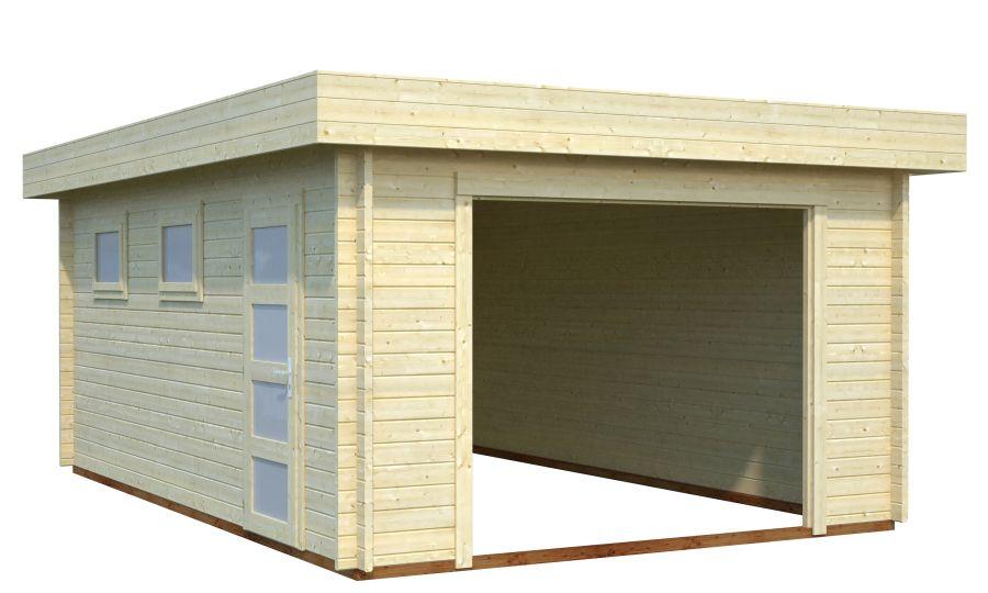 Garaje RASMUS 19,0 m2 sin puerta