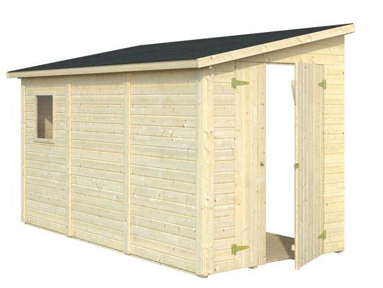 Cobertizo de madera MIA 5,2 m2