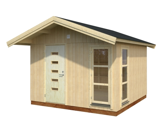 Casa Nórdica LY 10,2 m2