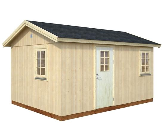 Casa Nórdica HEDWIG 13.6 m2