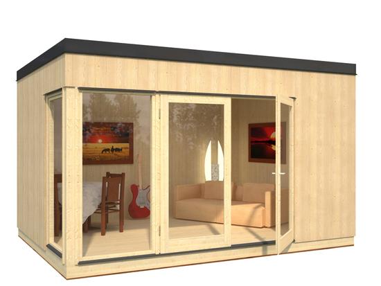 Casa Nórdica SOLVEIG 13.6 m2