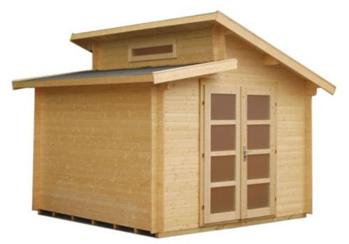 Cobertizo LEIF 8,7 m2