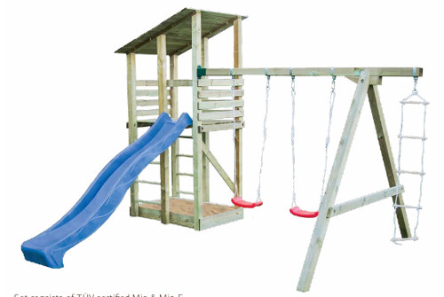 Parque Infantil MINNA