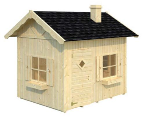 Caseta infantil GRETE 3,7 m2