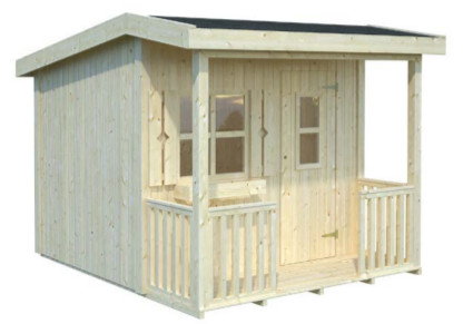 Caseta infantil AKSEL 3,1 m2