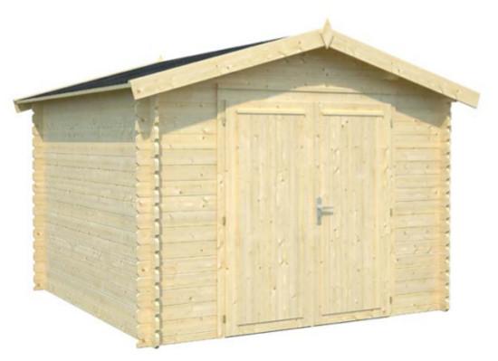 Cobertizo de madera RALF 7,3 m2