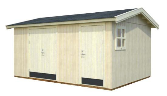 Cobertizo OLAF 13,5 m2