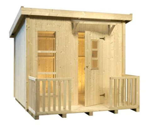 Casita Infantil HARRY 3,1 m2