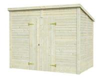 Cobertizo LEIF 4,2 m2