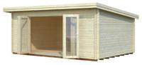 Caseta Jard�n LEA 19,4 m2