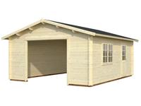 Garaje ROGER 23,9 m2 sin puerta