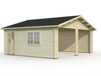 Garaje ROGER 28,4 m2 sin puerta