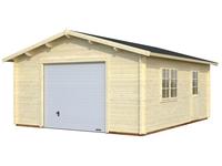 Garaje ROGER 23,9 m2 con puerta seccional