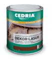 Dekor Lasur Cedrià Teka, 750 ml