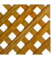 CELOSIA DIAGONAL de pino tratado 220 x 84 cm