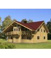 Casa Madera CATHERINE 230,2 m2 114 mm