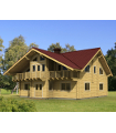 Casa Madera CATHERINE 230,2 m2 134 mm